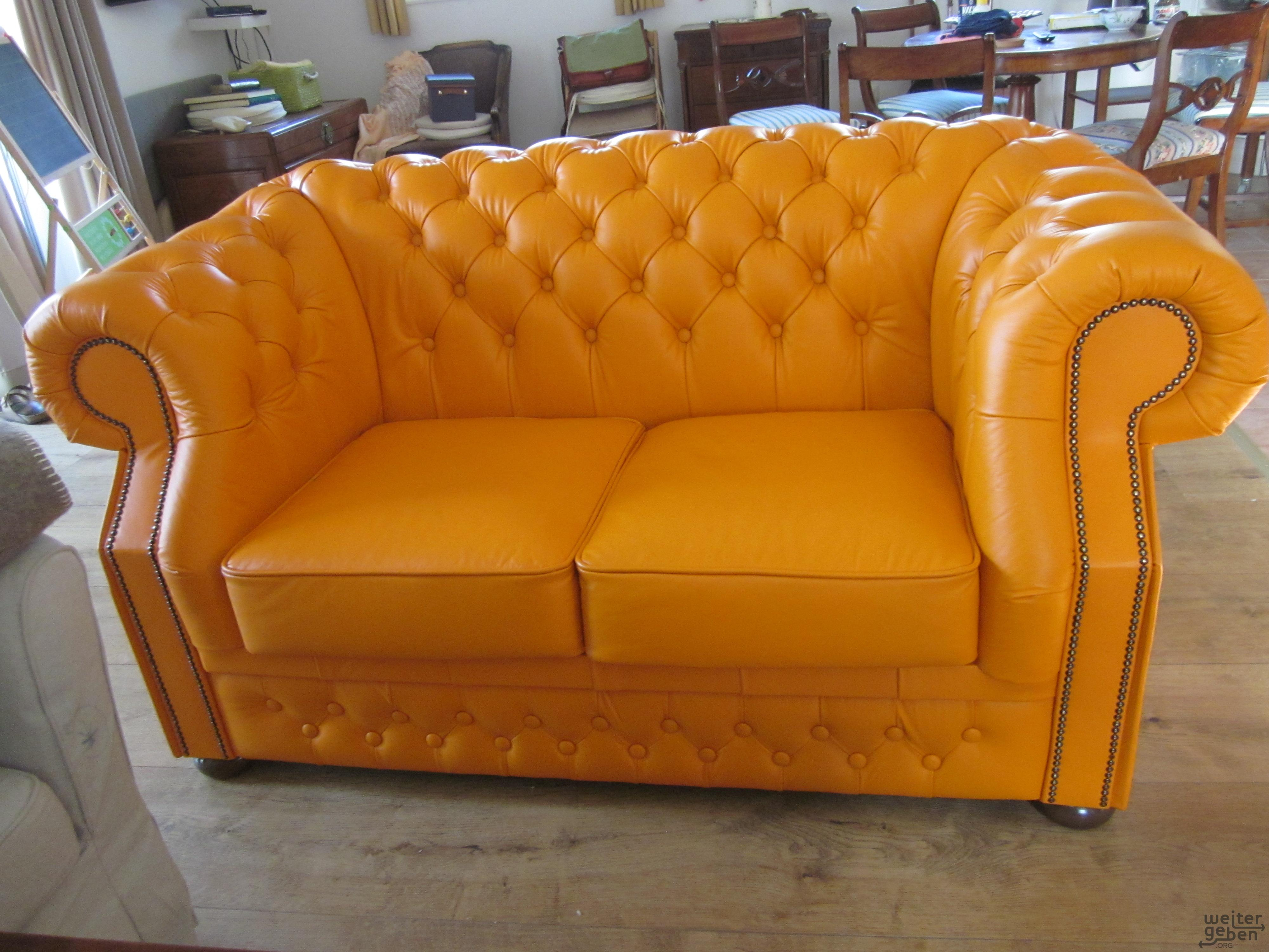 Sofa 2-Sitzer in Mittelangeln OT Havetoftloit