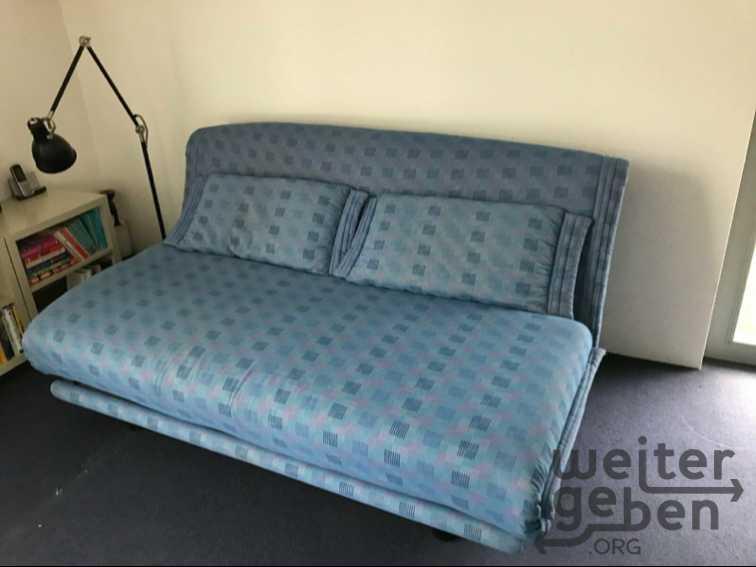 Sofa ausziehbar zum Schlafsofa in Kleinmachnow