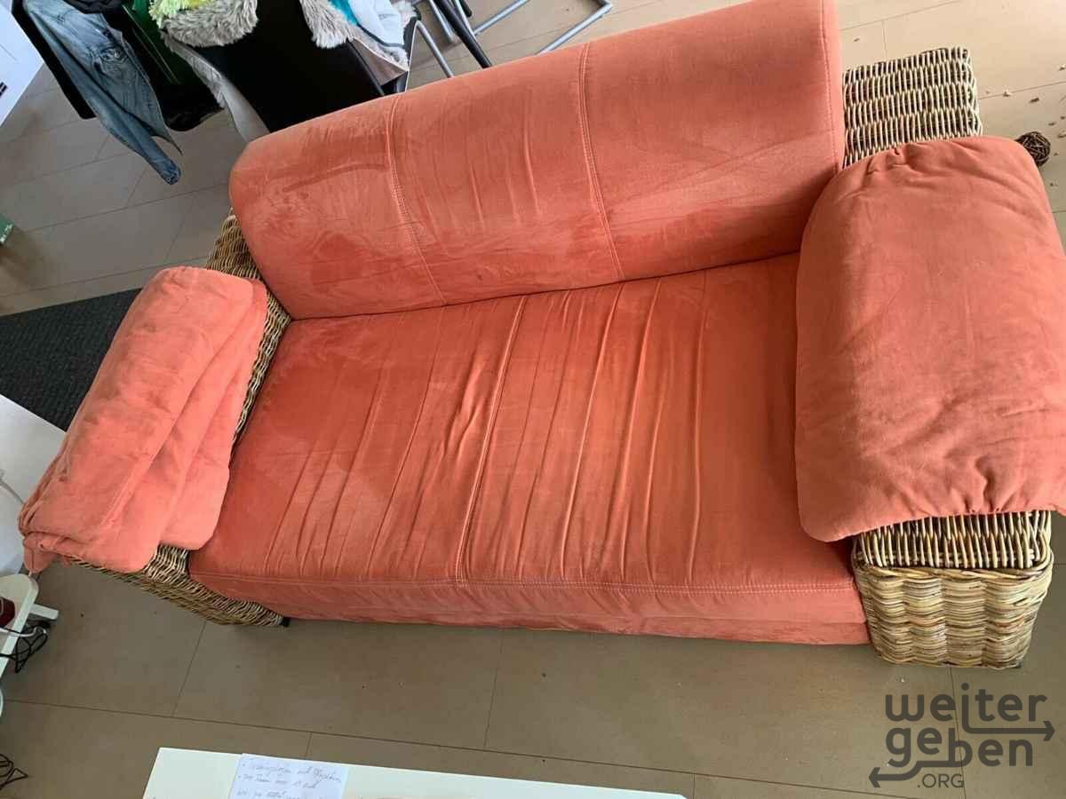 Sofa in Uhldingen-Mühlhofen