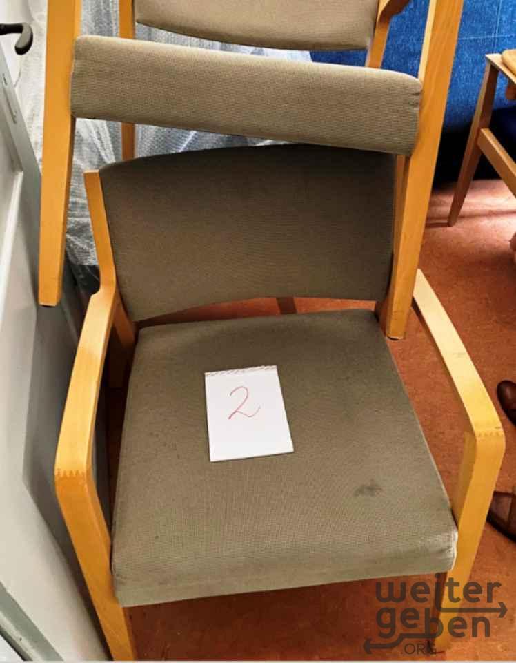 Stühle in Haar