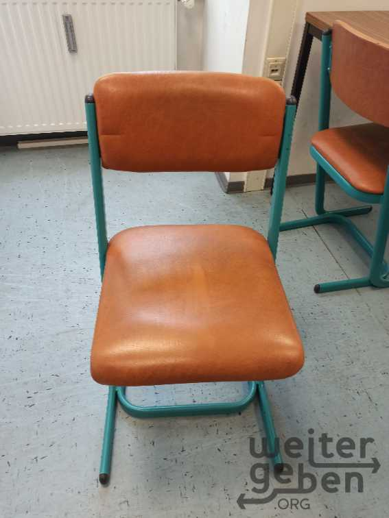 Stühle in Gotha