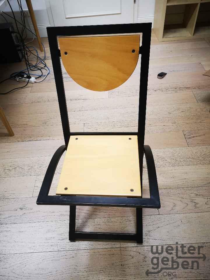 Stühle in Hattenheim
