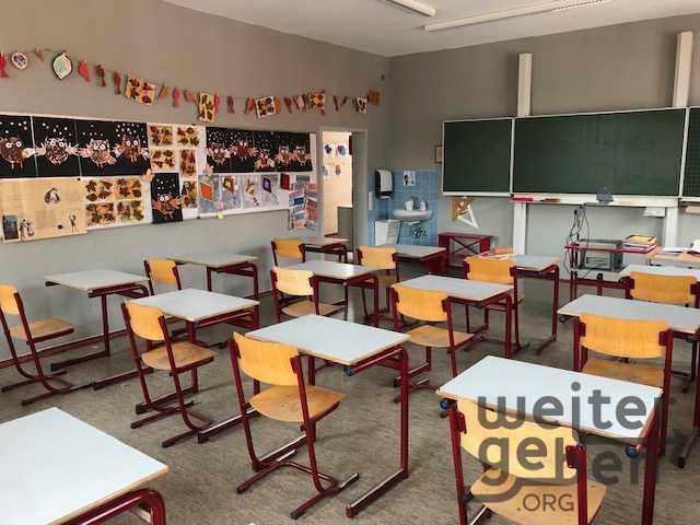 Schulstühle in Bensheim