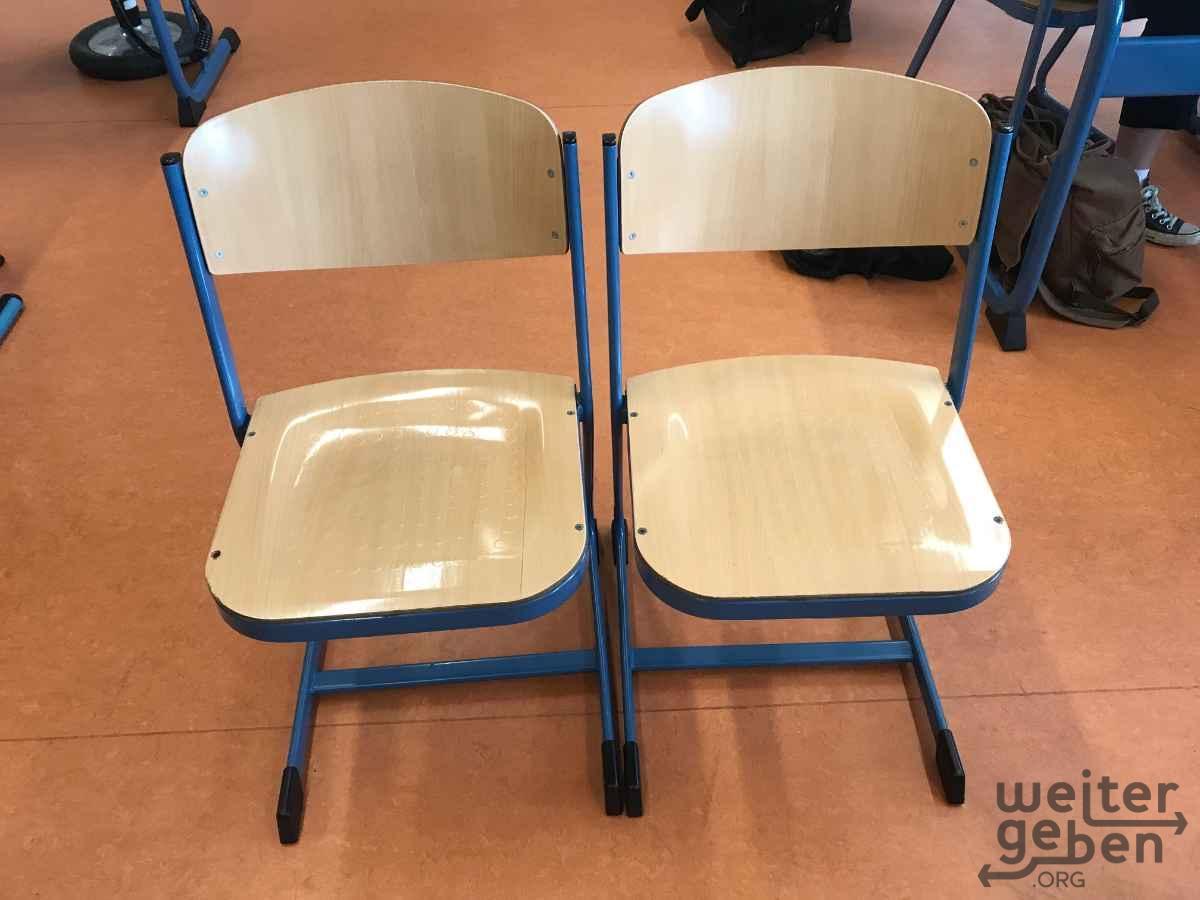Stuhl in Schwetzingen