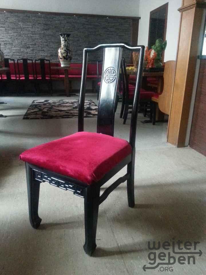 asiatische Gastro-Stühle in Linz