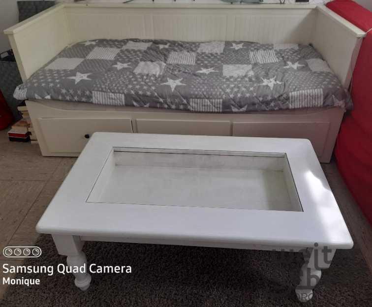 Tagesbett, Schrank, Waschmaschine in Beckum
