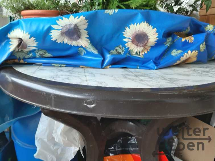 Tisch in Ober-Olm