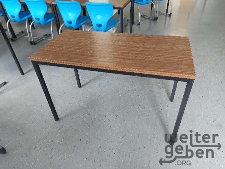 Tische in Gotha