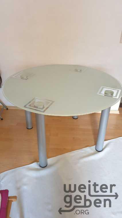 Tisch in Mindelheim