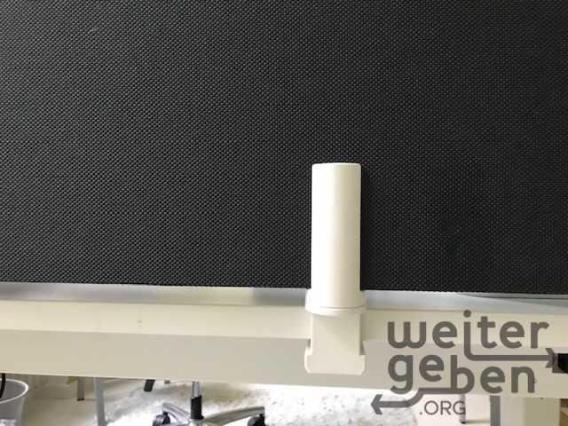 Trennwand für Tisch in Berlin
