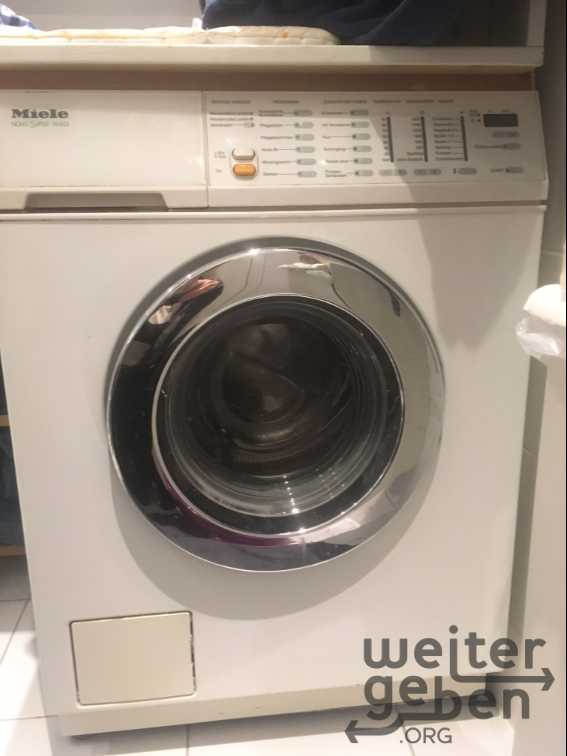 Waschmaschine in Berlin