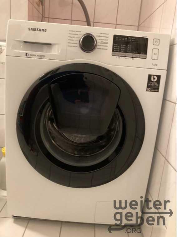 Waschmaschine in Garching bei München
