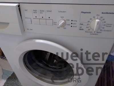 Waschmaschine in Hannover