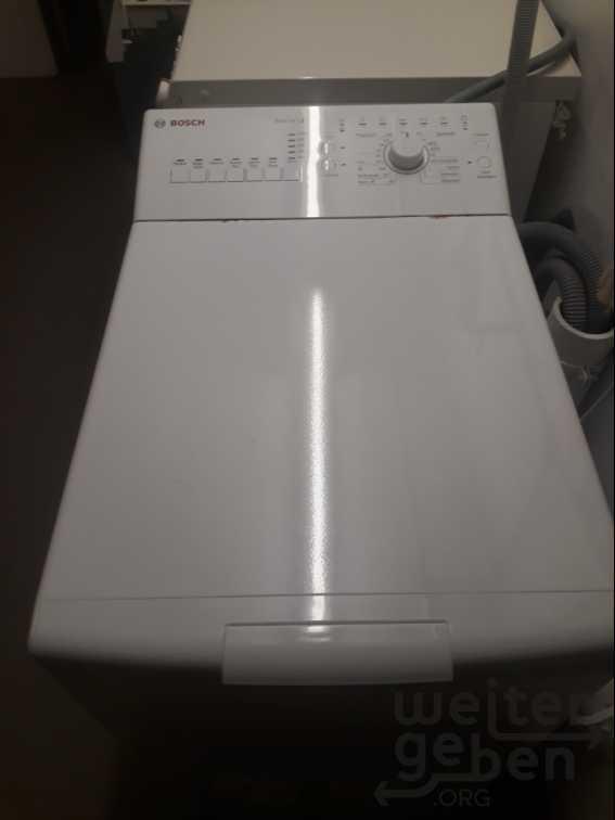 Waschmaschine Toploader in Münster