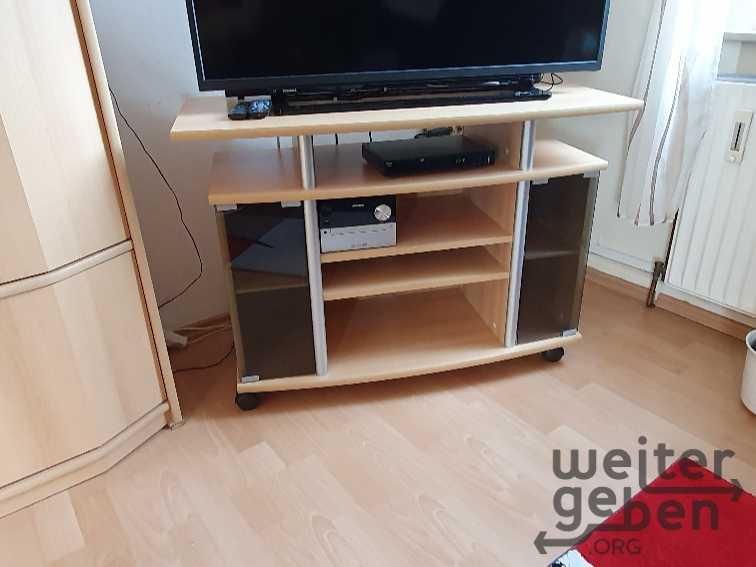 Wohnwand  und TV-Teil in Porta Westfalica