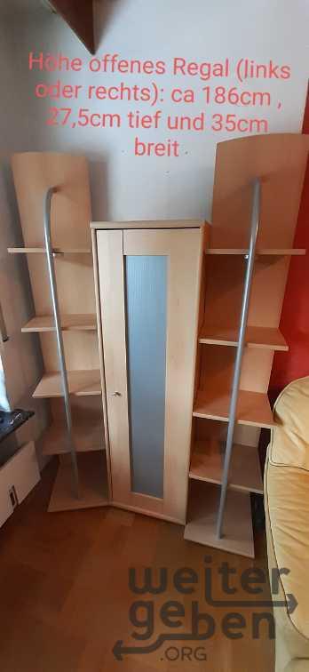 Wohnzimmer Schrank in Altenstadt