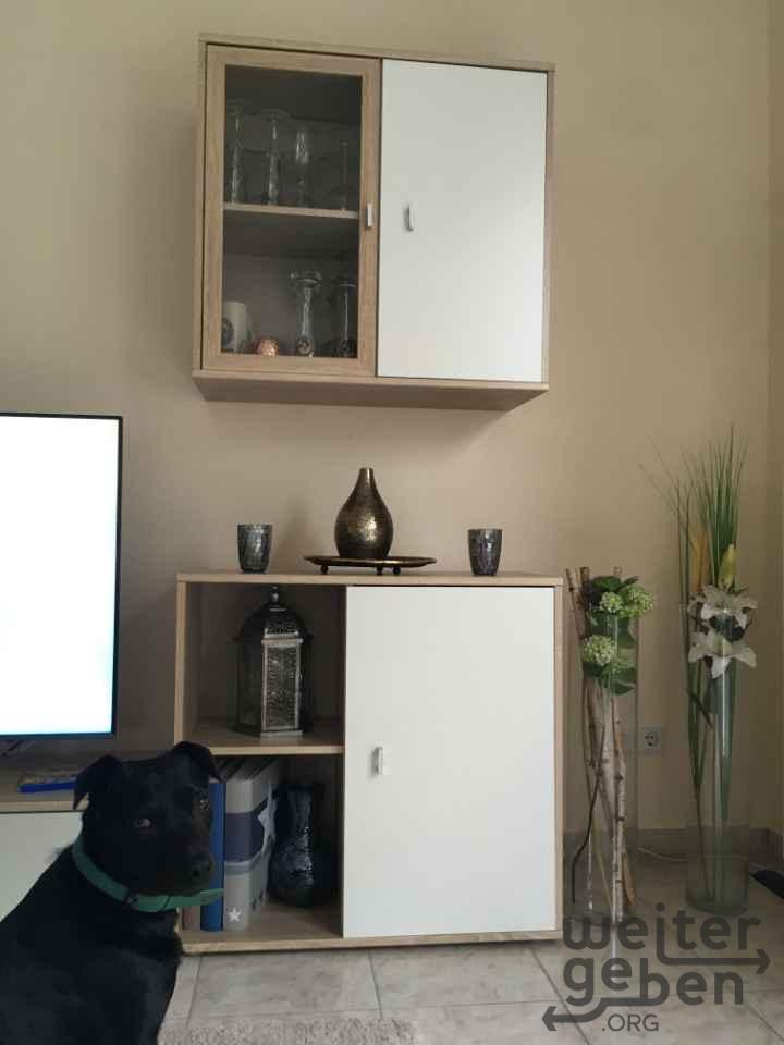 zwei Wohnzimmerschränke in Stuhr