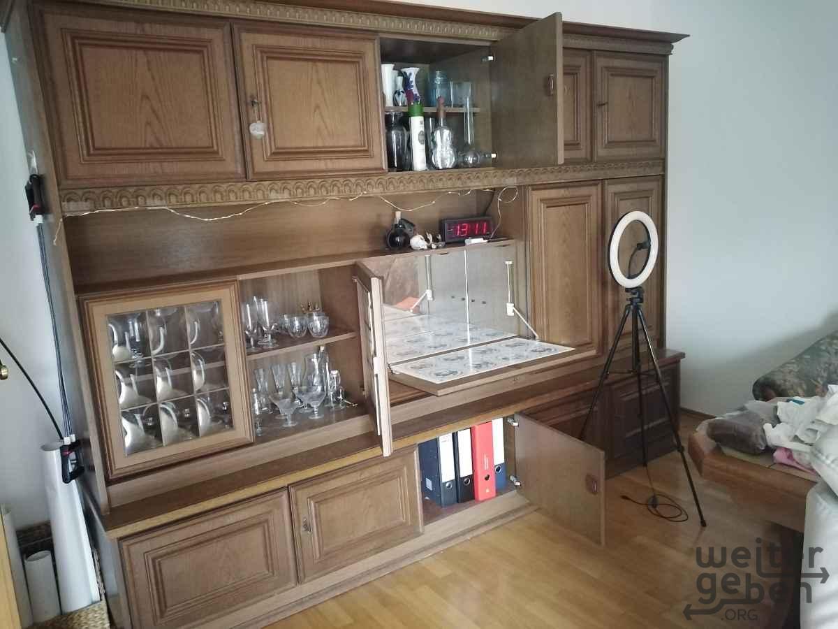 Wohnzimmerschrank in München