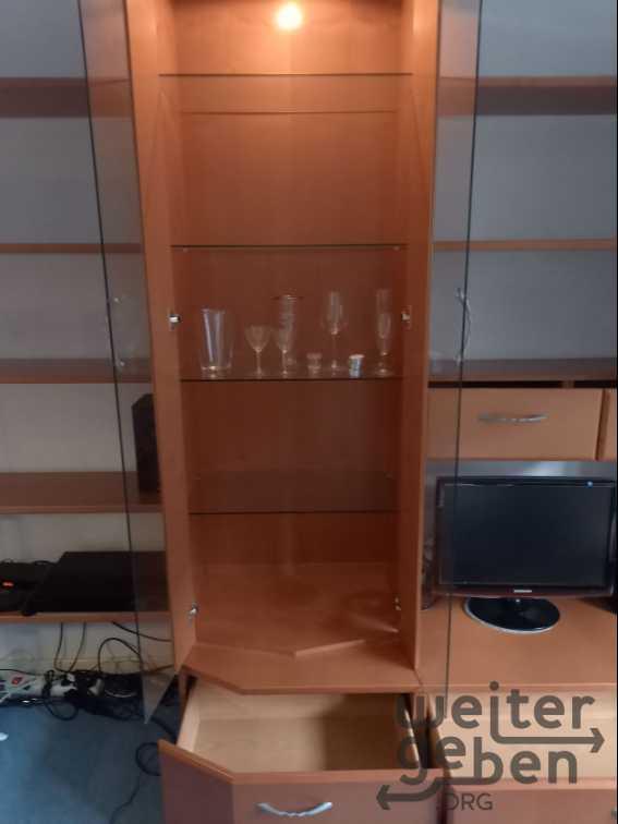 Wohnzimmerschrankwand in Kiel