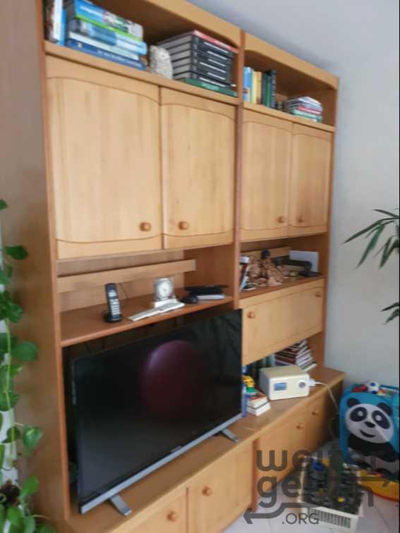 Wohnzimmerschrankwand in Hannover