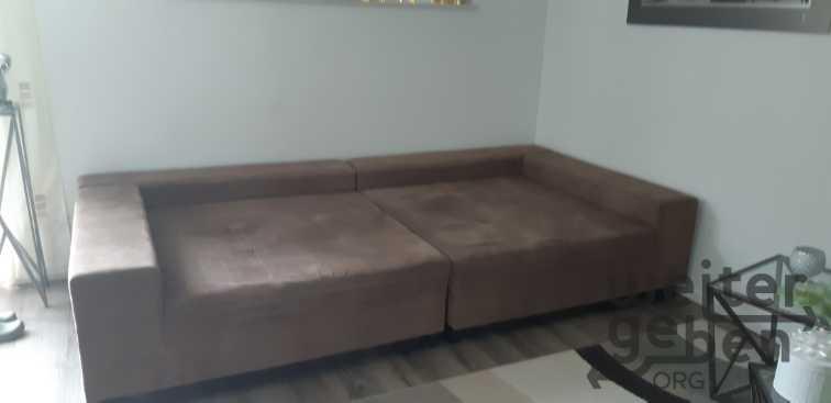XL Sofa in LIPPSTADT