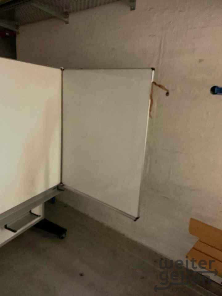 mobile Weißwand Tafel in München