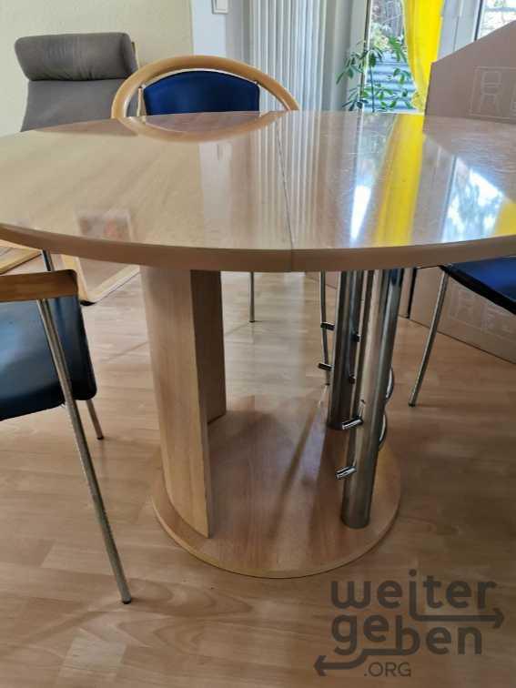 runder Tisch in Berlin